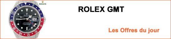 Rolex GMT Occasion