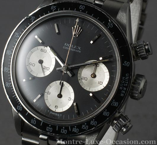 rolex daytona occasion r f rence 16520. Black Bedroom Furniture Sets. Home Design Ideas