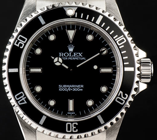 rolex submariner sans date 50 ans de r trospective. Black Bedroom Furniture Sets. Home Design Ideas
