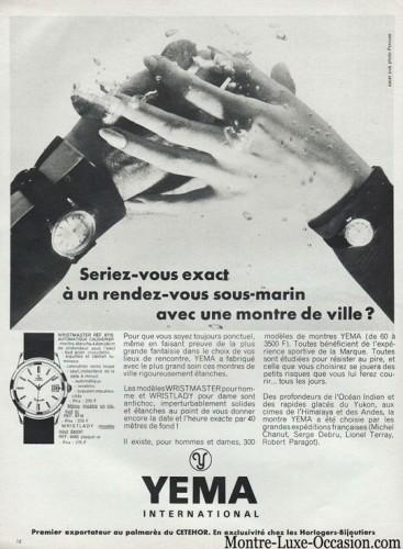 montre bleue homme occasion yema