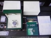 ROLEX Submariner 16610 année 2006 série D - sous garantie