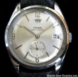 Montre Yema Plongée Sous Marine Jour date 1960_Montre_-luxe-occasion.com (1)