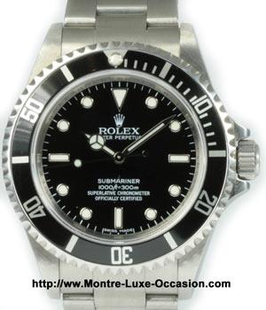 Rolex Submariner 14060M de 2008