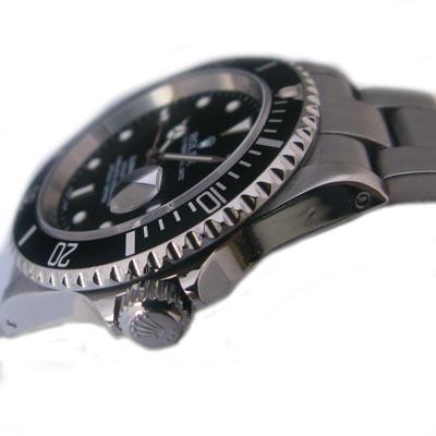 Rolex Submariner 16610 de 2003