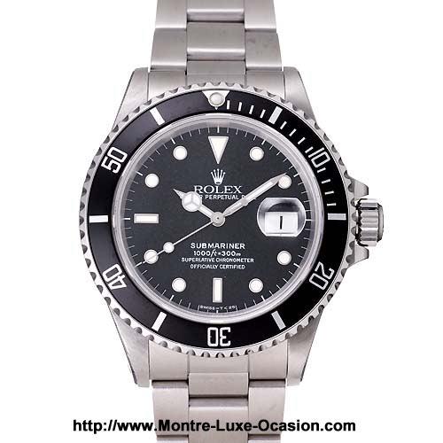 Rolex Submariner 168000 de 1988
