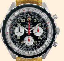 Breitling Flyback cosmonaute