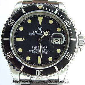 Rolex Submariner 16800 de 1983