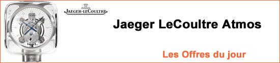 Jaeger LeCoultre pendules ATMOS