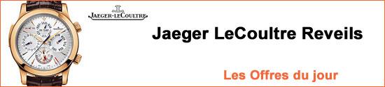 Montres Jaeger LeCoultre Reveils