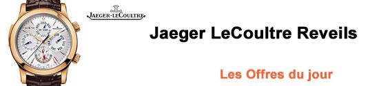 Jaeger LeCoultre Reveils - Memovox