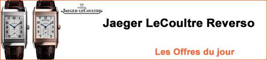 Montres Jaeger LeCoultre Reverso