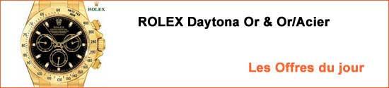 Rolex Daytona Or & Or/Acier Occasion
