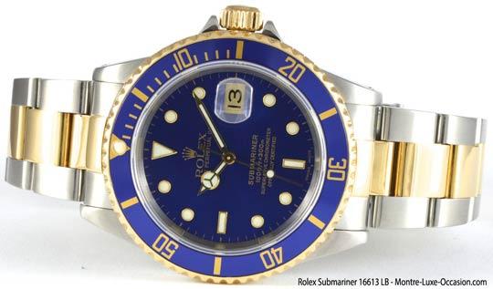 Rolex Submariner 16613 Occasion