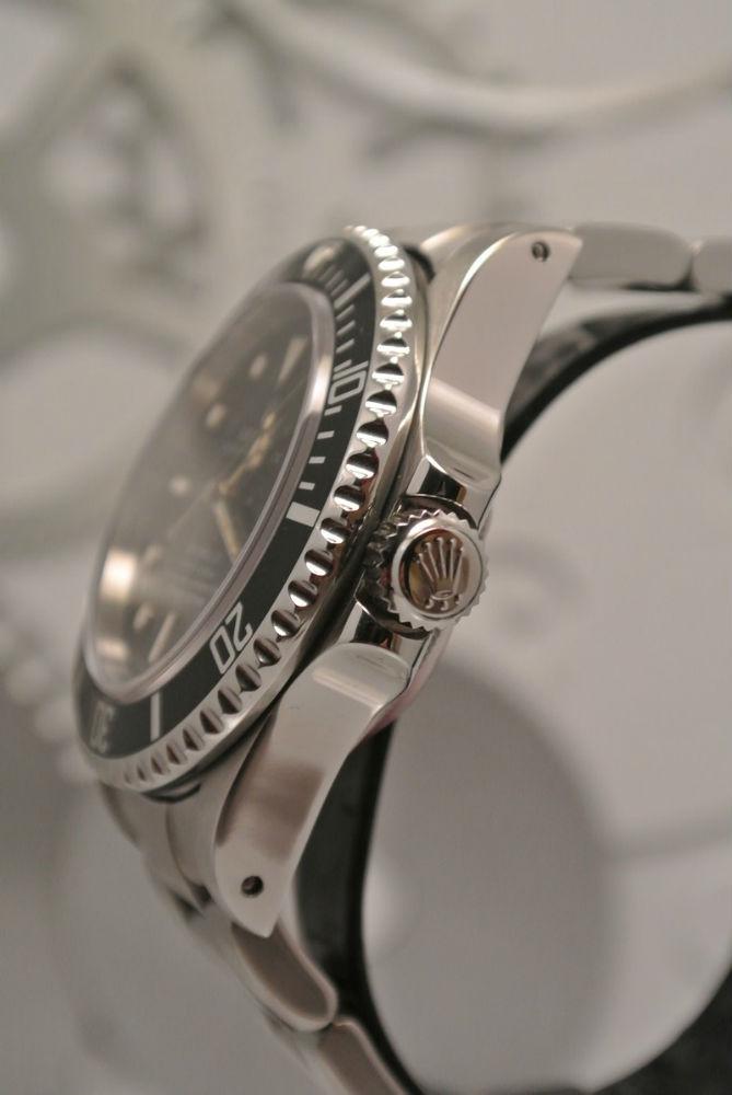 "Rolex Sea Dweller \""Triple 6\"" 16660 - Montre Luxe Occasion"