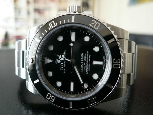 ROLEX Submariner Ceramique