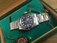 ROLEX Submariner 1680 Mark I de 1978 (full set)