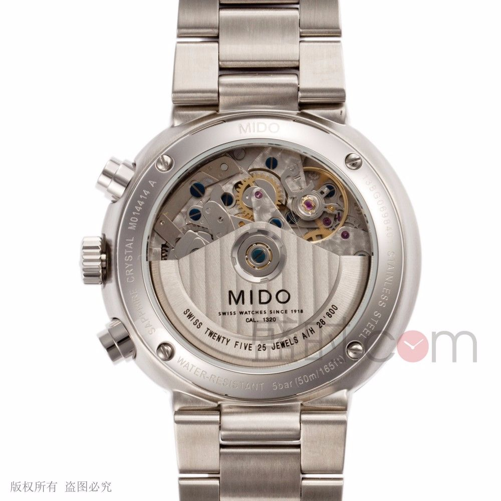 Mido Watch Commander II Mens