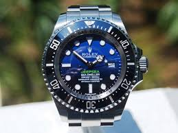 ROLEX Deepsea blue - Année 2016