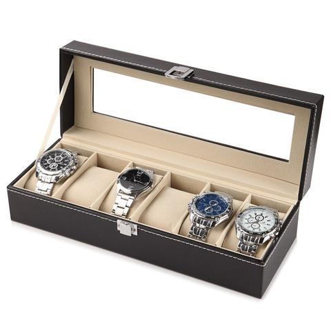 boite à montre 6 montres