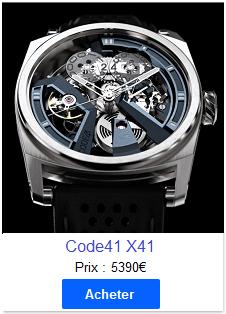 montre X41 d'occasion