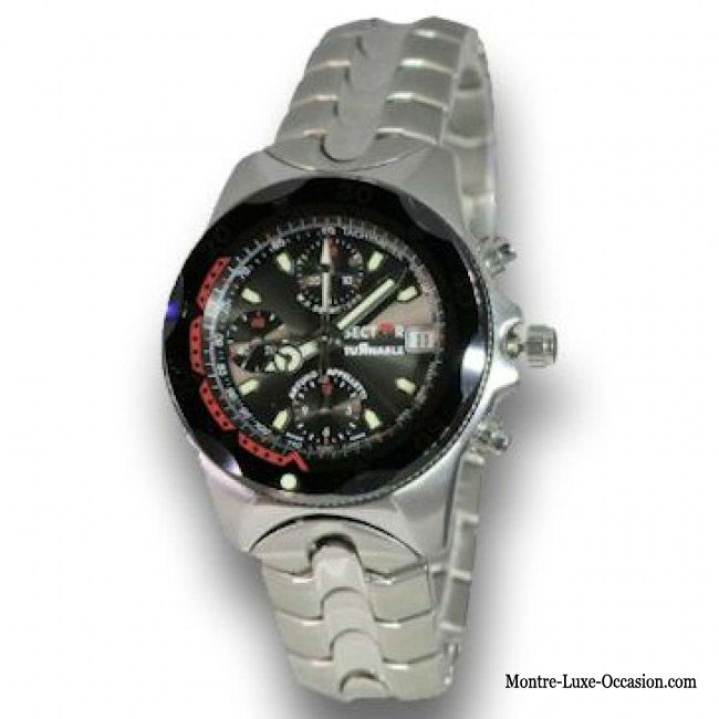 Montre Sector Turnable - Montre-Luxe-Occasion.com (1)