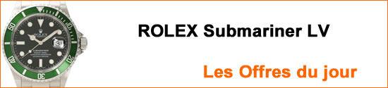 Rolex Submariner Lunette Verte: Les Offres du jour