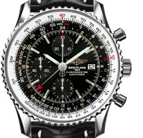 Navitimer World chronograph